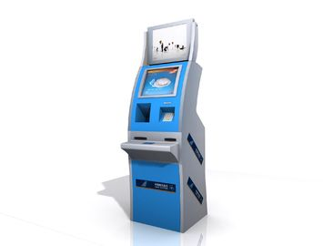 Chiny Self Check In Kiosk ZT2223-D00 Lobby Style Airline Check-in Kiosk with Receipt dostawca